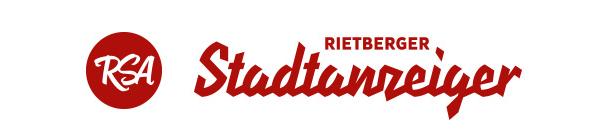 Rietberger Stadtanzeiger