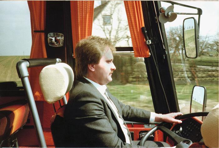 Hugo Zander junior war seit Ende der 1970er Jahre selber regelmäßig mit den Reisegruppen unterwegs.