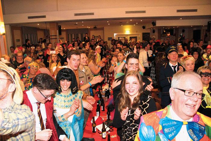 Tolle Stimmung, tolle Sitzung, Neuenkirchens KKGN überzeugte ihr Publikum auch mit der zweiten Großveranstaltung auf allen