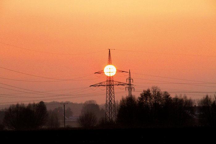 Die Energiewende macht vor dem Bokeler Außenbereich an der Batenhorster Straße nicht Halt. Doch Solarenergie ist in NRW o