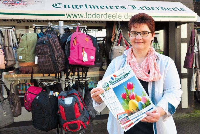 Ab sofort ist Engelmeiers Lederdeele die Anlaufstelle in Sachen Kleinanzeigen und Familienanzeigen für den DSA. Karin Engelm