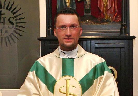 Pastor Daniel Jardzejewski wechselt nach  Bad Wünnenberg. Bild: DSA/Steg