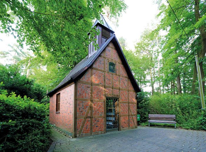 """Die Ostenländer Kapelle an der """"Horsthöfe"""" wird vermehrt Zielort für Langfinger. Fotos: DSA/Steg"""