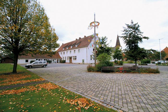 Was wird aus dem Pfarrheim in Bokel? Laut Informationen des RSA könnten die Tage des Gebäudes unter kirchlicher Trägerscha