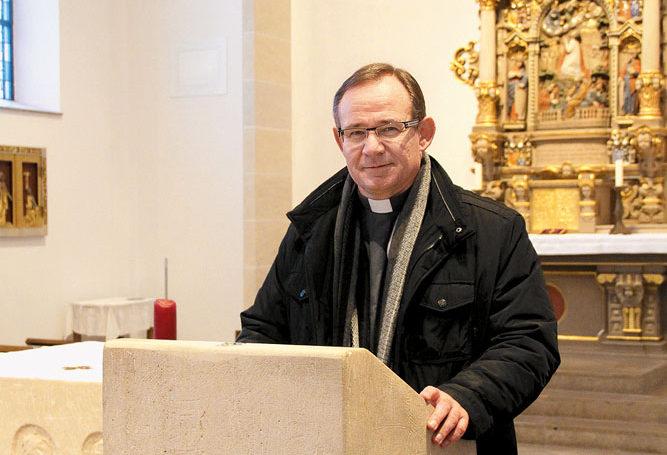 Pfarrer Andreas Zander bekommt noch mehr Stress. Foto: robui