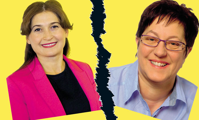 Brigitte Michaelis hatte bisher den Vorsitz bei der Delbrücker FDP. Nun gründet sie mit weiteren FDPlern eine eigene politi