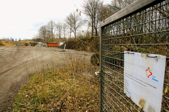 """Irgendwie """"blöd gelaufen"""" sind die Vorbereitungen für den von der GEG zu errichtenden Recyclinghof an der Rottwiese. De"""