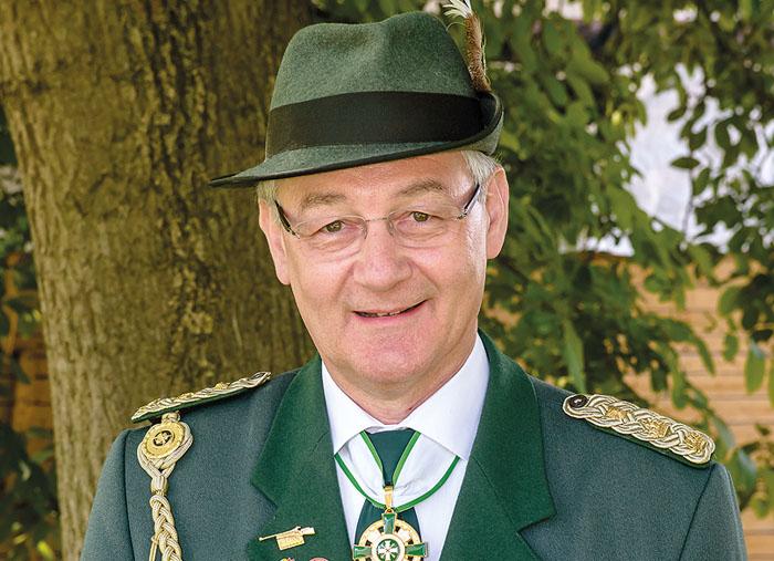 Brudermeister Bernd Bücker lässt sich ablösen. Foto: privat