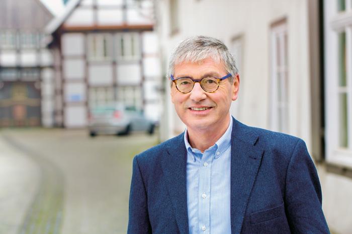 Jürgen Don ist überraschend verstorben.Foto: FWG/Hanna Witte
