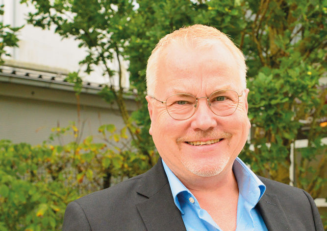 Frank Wedekind leitet die Gesamtschule. Fotos: RSA/Addicks