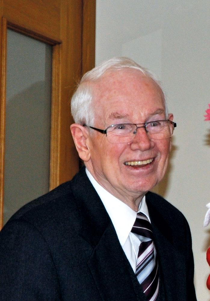 Heinrich Tanger ist im Alter von 88 Jahren verstorben.