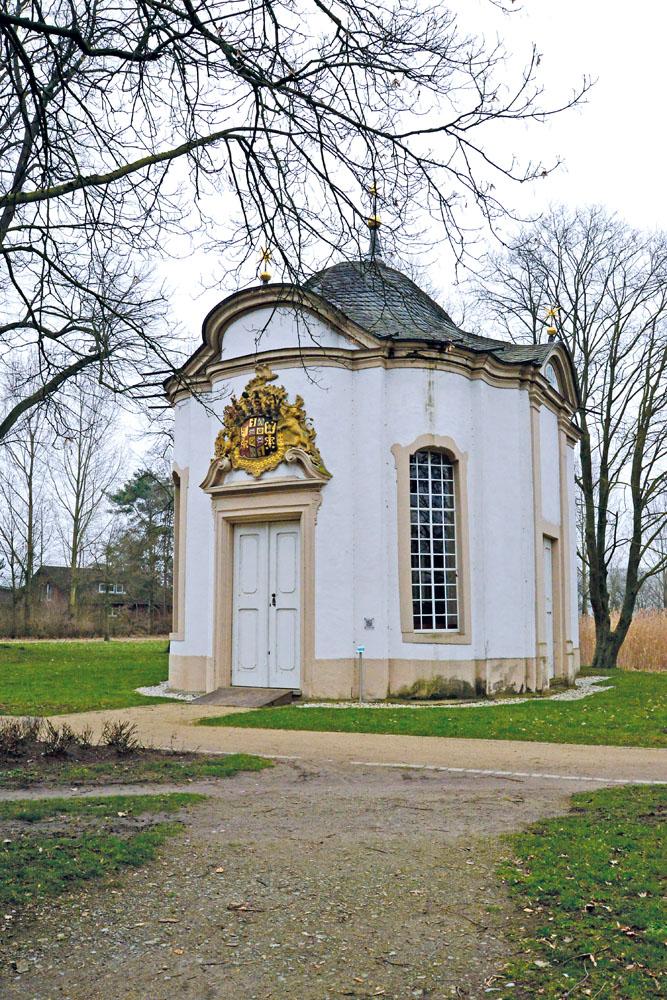 Die Johanneskapelle muss dringend saniert werden. Fördergelder wurden für dieses Jahr jedoch abgelehnt.  Foto: RSA/Addicks