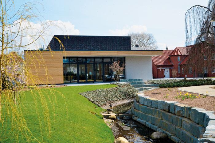 Es gibt nur noch kleine Restarbeiten zu erledigen, dann kann das neue Kolpinghaus hoffentlich bald eingeweiht werden. Foto: R
