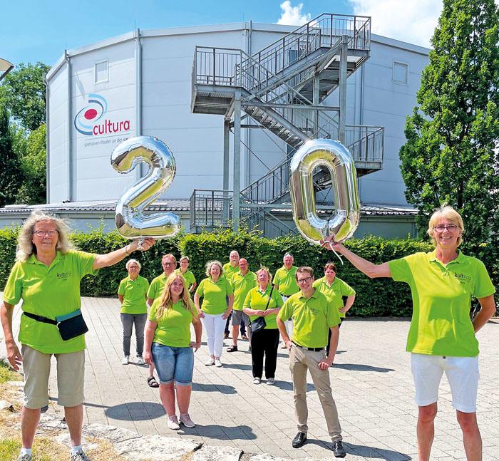20 Mal schon hat Kulturig mit seinem Abo-Programm für beste Unterhaltung in Rietberg gesorgt. Foto: privat